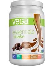 Vega Essentials Plant-Based Gluten-Free Shake Chocolate