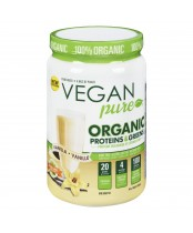 Vegan Pure Vanilla Organic Proteins & Greens