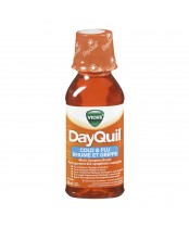 Vicks DayQuil Cold & Flu Multi Symptom Relief Liquid