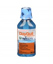 Vicks DayQuil Complete VapoCool Cold & Flu Liquid