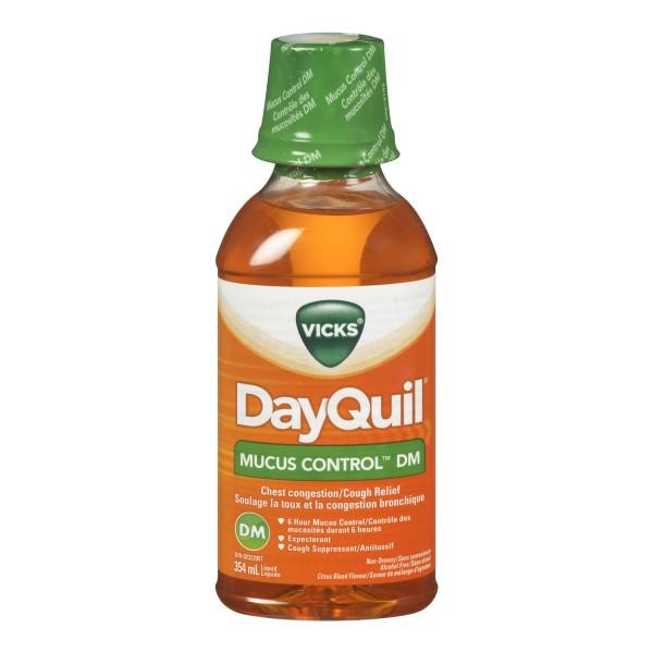 Dayquil Mucus Control DM
