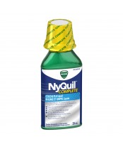 Vicks NyQuil Complete Cold & Flu Liquid