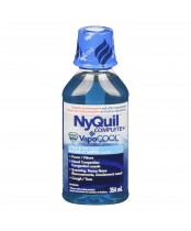 Vicks NyQuil Complete VapoCooL Cold & Flu Liquid