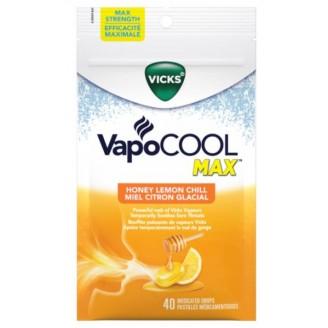 Vicks VapoCOOL Max Drops - Honey