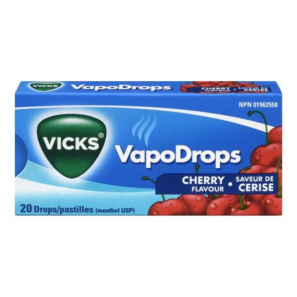 Vapodrops Cherry