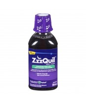 Vicks ZzzQuil Nighttime Sleep Aid Liquid