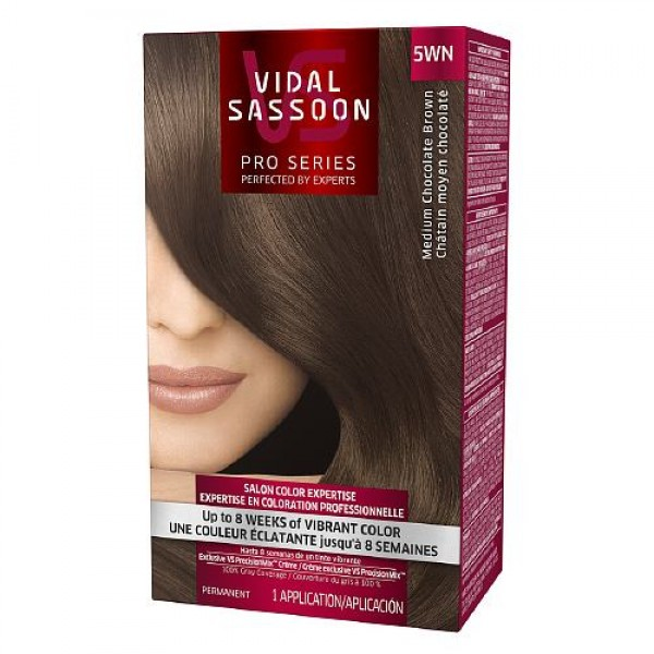 Buy Vidal Sassoon Pro Series Hair Colour in Canada - Free ...