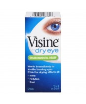 Visine For Dry Eye Environmental Relief