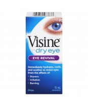 Visine For Dry Eye Revival