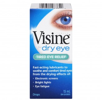 Visine for Tired Eye Relief