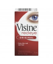Visine Red Eye Original Eye Drops