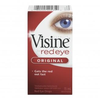 Visine Red Eye Original Eye Drops