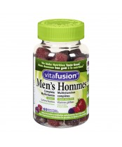 Vitafusion Men's Complete Multivitamin Gummies