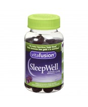 Vitafusion Sleepwell Gummies Melatonin Supplements