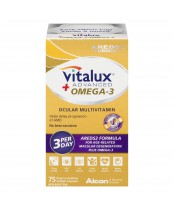 Vitalux Advanced Ocular Multivitamin + Omega-3