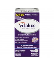 Vitalux Advanced Ocular Multivitamin Coated Caplets