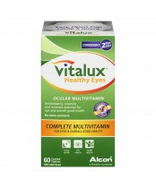 Vitalux Healthy Eyes Ocular Multivitamin