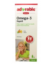 Wampole Adorable Omega-3 Liquid