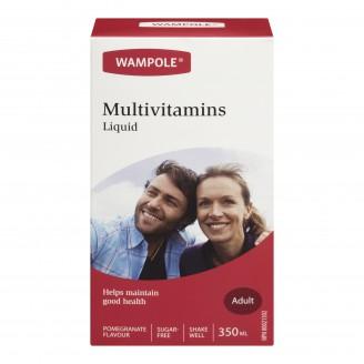 Wampole Multivitamins Liquid