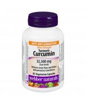 Webber Natural Turmeric Curcumin