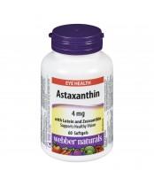 Webber Naturals Astaxanthin Softgels