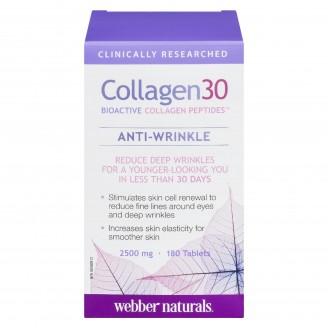 Webber Naturals Colagen 30 2500mg