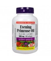 Webber Naturals Evening Primrose Oil