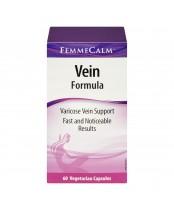 Webber Naturals FemmeCalm Vein Formula Capsules