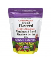 Webber Naturals Ground Flaxseed