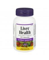 Webber Naturals Liver Health with Milk Thistle