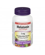 Webber Naturals Melatonin Extra Strength Tablets
