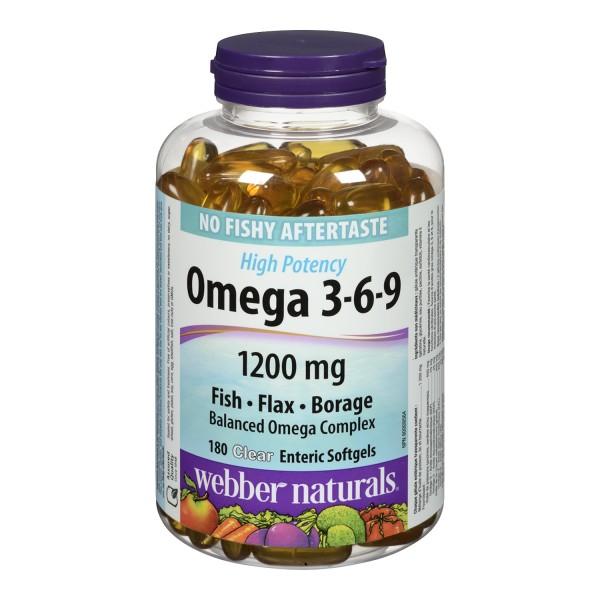 Omega 3.6.9 benefits