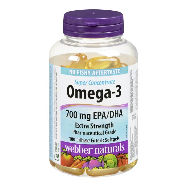 Webber Naturals Fish Oil