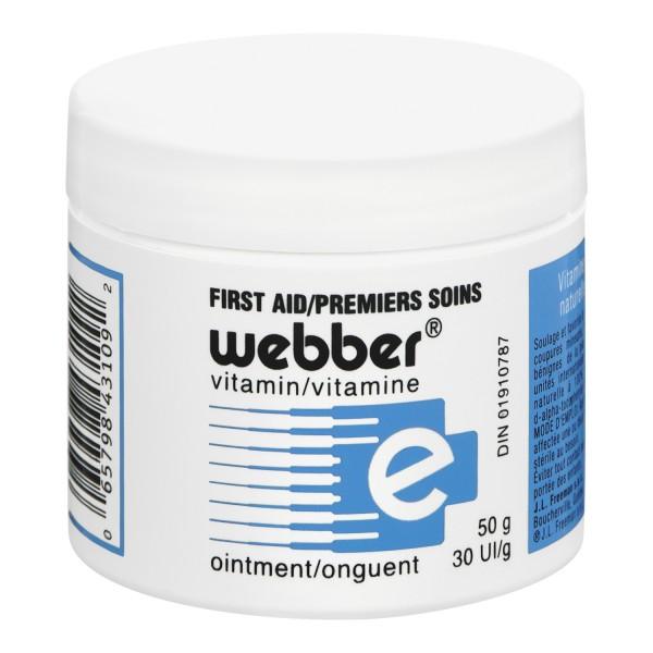 Buy Webber Vitamin E First Aid Cream In Canada Free