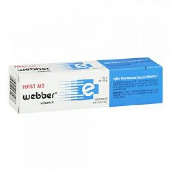 Buy webber vitamin e ointment in canada free shipping