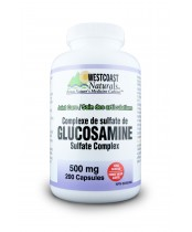 Westcoast Naturals Glucosamine Sulfate Complex Capsules