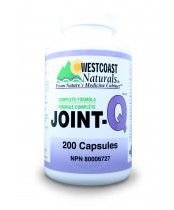 Westcoast Naturals Joint-Q Complete Joint Formula Capsules