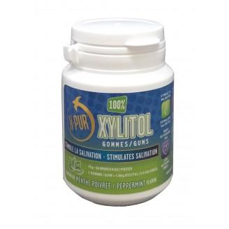 X-PUR 100% Xylitol Gums