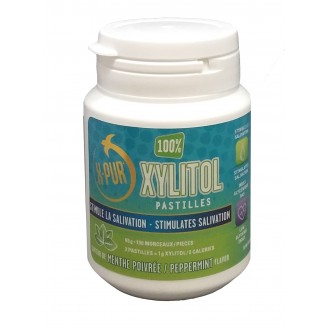 X-PUR 100% Xylitol Pastilles