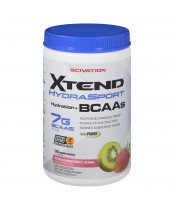 XTEND HydraSport BCAAs Kiwi Strawberry