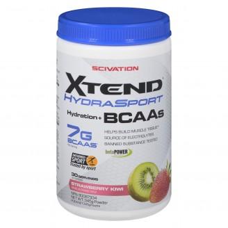 XTEND HydraSport BCAAs Kiwi Strawberry