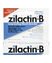 Zilactin-B Long lasting Mouth Sore Gel