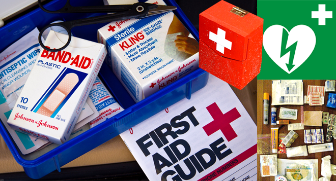 First aid tips and myths