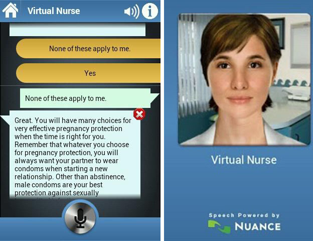Image result for virtual nurse app app