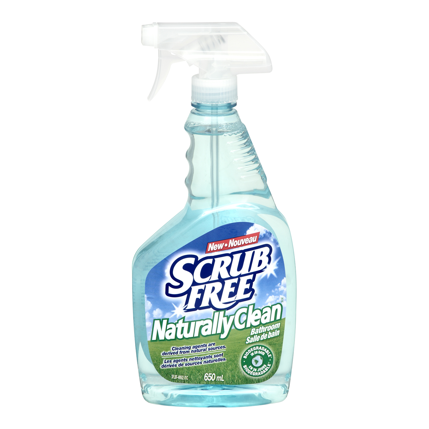 Arm & Hammer Scrub Free Naturally Clean Bathroom Cleaner