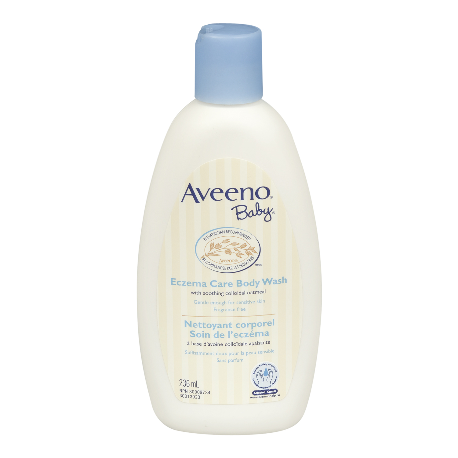 Aveeno Baby Eczema Care Body Wash