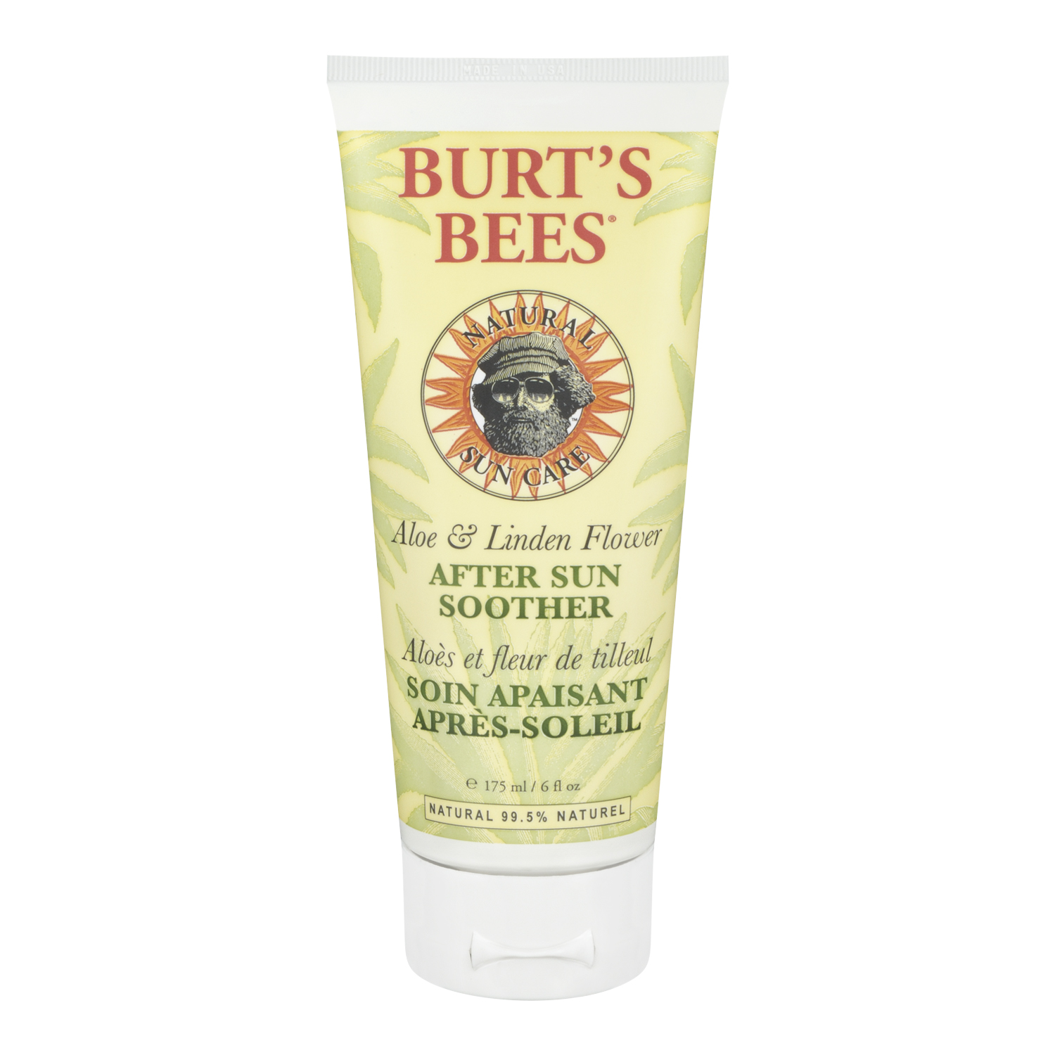 Burt's Bees Aloe & Linden Flower After Sun Soother