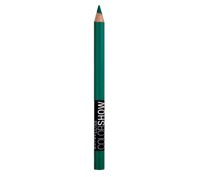 Maybelline Colour Sensational Colour Show Kohl Eyeliner, Green Envy