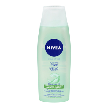 Nivea Aqua Effect Purifying Toner, Combination to Oily Skin