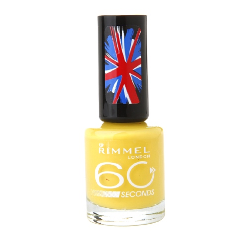 Rimmel London 60 Seconds Nail Polish, Sunny Days